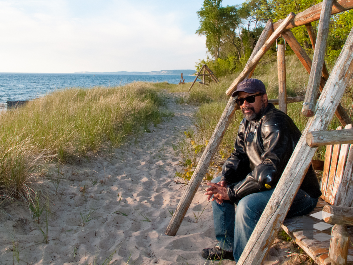 Lake Michigan Circle Tour – 975 miles in two days